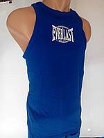 Майка спортивная Everlast (боксерка, синий)