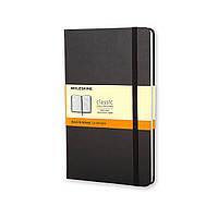 Блокнот Moleskine Classic Черный Средний 240 страниц в Линейку (13х21 см) (9788883701122), фото 1