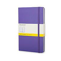 Блокнот Moleskine Classic Фиолетовый Средний 240 страниц в Клетку (13х21 см), фото 1