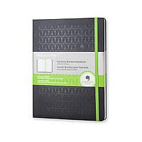Блокнот Moleskine + Evernote Business Великий 176 сторінок Чорний в Лінійку (19х25 см) (SKPFFNT04EVER), фото 1
