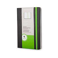 Блокнот Moleskine + Evernote Business Середній 240 сторінок Чорний в Лінійку (13х21 см) (SKPFFNT03EVER), фото 1