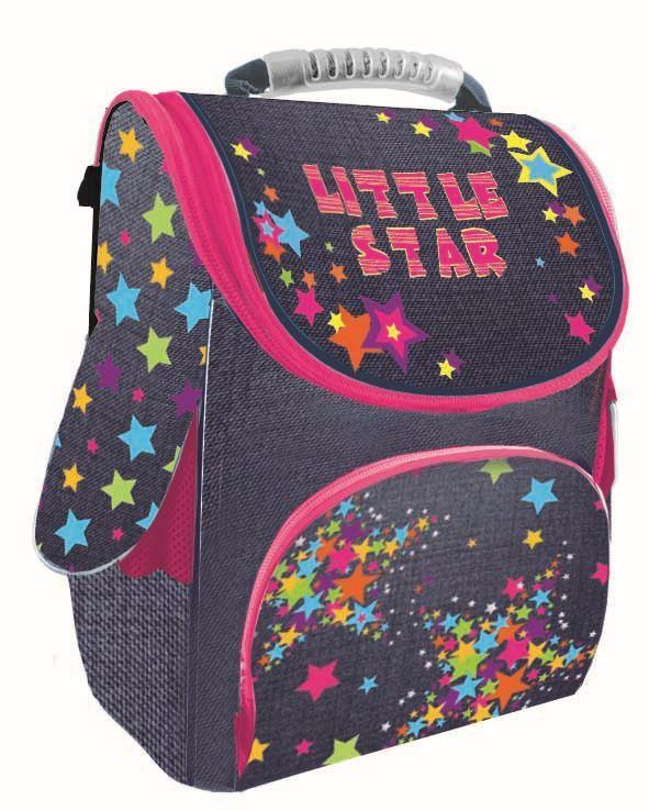Ранец школьный каркасный Little Star 554143