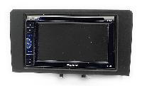Carav Переходные рамки Carav 11-450 AUDI A3 (8P / with Symphony OEM-Radio) 2003-2008; A3 (8P/8PA) 2008-2012
