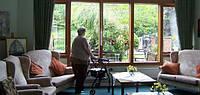 Работа по уходу за пожилыми в доме престарелых в Израиле