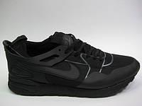 Кожаные мужские кроссовки, фото 1