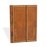 Блокнот Paperblanks Старая кожа Ручная работа Средний в Линейку (13х18 см) (PB3428), фото 1