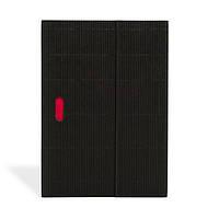 Блокнот Paper-Oh Ondulo А5 Чорний в Лінію (14,8х21 см) (OH9116-5) (9781439791165), фото 1