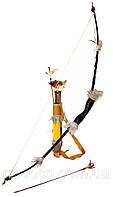 Лук сувенирный со стрелами (140 см.)