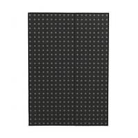 Блокнот Paper-Oh Quadro B5 Чёрный на Сером в Линию (17,6х25 см) (OH9052-6) (9781439790526)