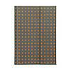 Блокнот Paper-Oh Quadro B6 Серый на Оранжевом в Линию (12,5х17,6 см) (OH9068-7) (9781439790687)