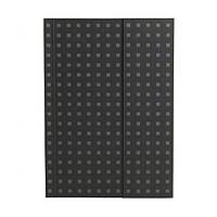 Блокнот Paper-Oh Quadro B6 Чорний на Сірому в Лінію (12,5х17,6 см) (OH9062-5) (9781439790625)