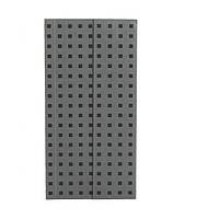 Блокнот Paper-Oh Quadro B6.5 Сірий на Чорному в Лінію (12,5х17,6 см) (OH9074-8) (9781439790748)