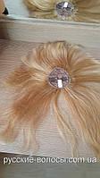 Накладная челка из славянских волос