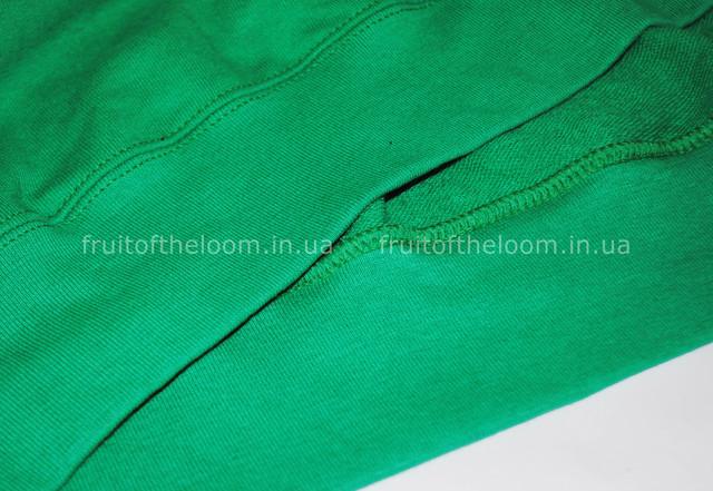 Ярко-зелёный  мужской  лёгкий свитер