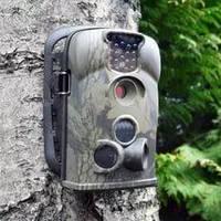 Фото ловушка видеокамера для лесной сьемки с датчиком движения
