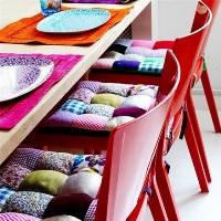 Домашний текстиль, элементы декора