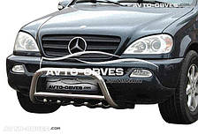 Кенгурятник для Mercedes-Benz ML163 (пр. WT)