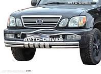 Двойной ус Lexus LX470 1998-2007
