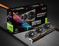 Видеокарта ASUS GeForce GTX 1060 STRIX OC 6GB GDDR5
