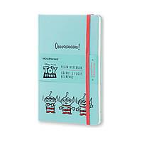 Блокнот Moleskine Limited Toy Story Средний 240 страниц Голубой Нелинованный (13х21 см) (8051272893151), фото 1