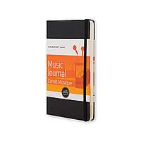 Блокнот Moleskine Passions Книга Музыки Средний (13х21 см) 240 страниц (PHMS3A) (9788862933209), фото 1