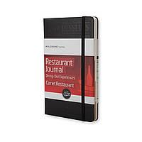Блокнот Moleskine Passions Книга Ресторанов Средний (13х21 см) 240 страниц (PHRE3A) (9788866131557)