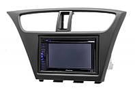 Carav Переходные рамки Carav 11-267 Honda Civic Hatchback 2din