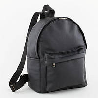 Женский черный  рюкзак 1122