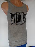 Майка спортивная Everlast (боксерка, серый)