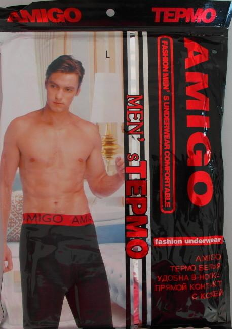 Термобелье штаны мужсккие Amigo L