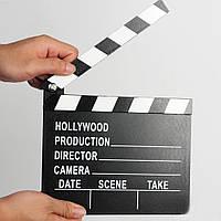 Кинохлопушка: прикольный аксессуар для съемок фильмов!