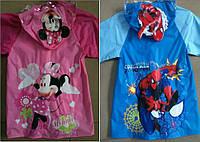 "Дождевик ""Человек-паук, Minnie Mouse"""