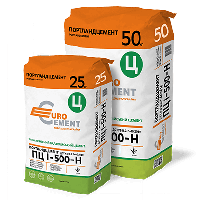 Цемент ПЦ I-500-H тара 25 кг