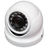 MHD видеокамера AMVD-1MIR-10W/2.8 Pro купольная на 1Мп