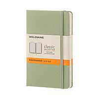 Блокнот Moleskine Classic Мятный Карманный 192 страницы в Линейку (9х14 см) (8051272893588), фото 1