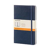 Блокнот Moleskine Classic Сапфир Средний 240 страниц в Линейку (13х21 см) (8051272893601), фото 1
