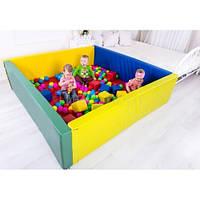 Сухой бассейн с матом (150-200-40 см)