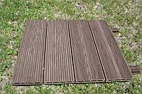 Террасная Доска Tardex «Lite Wood» Венге (Коричневая)