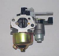 Карбюратор на Honda GX-160 с краником