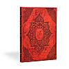 Блокнот Paperblanks Виа Романа Фортуна Большой с Чистыми листами (18х23 см) (PB2900-7)