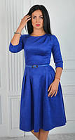 Стильное нарядное платье