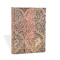 Блокнот Paperblanks Вільям Морріс Ірис Мікро в Лінійку (7х9 см) (PB1630-4), фото 1