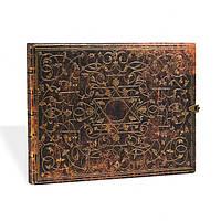Блокнот Paperblanks Гролье Орнаментали Гостевая книга в Линейку (18х23 см) (PB2607-5)