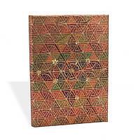 Блокнот Paperblanks Кирикане Метта Средний в Линейку (13х18 см) (PB2543-6), фото 1