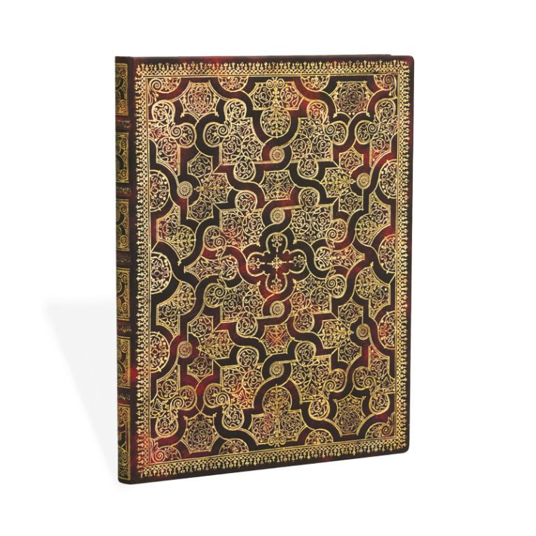Блокнот Paperblanks Ле Гаскон Большой в Линейку (18х23 см) (PB3253-3), фото 1