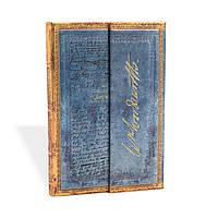 Блокнот Paperblanks Рукописи Вордсворт Средний в Линейку (13х18 см) (PB2571-9), фото 1