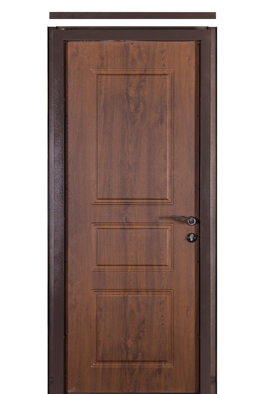 Двери входные «Медведь — Urban Street» металл-мдф 950*2040 мм