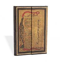 Блокнот Paperblanks Рукописи Киплинг Мини Линейка (10х14 см) (PB2525-2) (9781439725252), фото 1