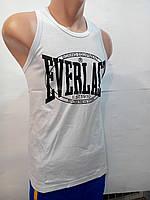 Майка спортивная Everlast (боксерка, белыйй)