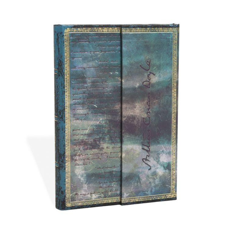 Блокнот Paperblanks Рукописи Конан-Дойл Шерлок Мини в Линейку (10х14 см) (PB3246-5), фото 1